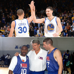 Last time #Warriors had 2 All-Star selections, @KlayThompson was 3 yrs old (Hardaway & Mullin in 93) #SplashBrothers http://t.co/Kr9IU8TCXi
