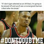 Yup, he didnt make it... Its up to Adam Silver to decide who replaces Kobe. #VoteLillard @Dame_Lillard http://t.co/guWHvk6mCY