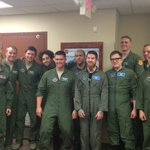 """Top Gun"" remake!? NOPE! Its @falloutboy at @LukeAFB getting ready for #VH1Blitz TOMORROW + 9/8c! http://t.co/ELaIurOXZY"