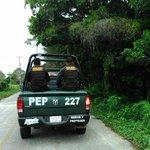 Por un #CampecheSeguro se realizan patrullajes de seguridad en Santa Cruz, Palizada @ferortegab http://t.co/kD5qoiAyFt