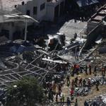 Elevan a tres los fallecidos tras explosión en #HospitalMaternoInfantil en Cuajimalpa http://t.co/9GD0d8W3OW