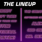 Curious about the lineup for the show? Your answer is here. Plot details on each of these at http://t.co/7ff41filiJ. http://t.co/F1HU0gMixV