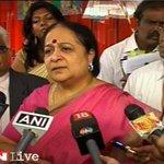 #BlowToCongress | Jayanthi Natarajan says she was wrongly vilified & defamed in Congress http://t.co/kWzLeXzKEV
