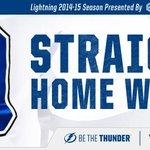 New franchise record! Lightning win 5-1 over #RedWings http://t.co/xwPHSfTelG