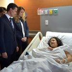 El @GobRep apoyará al @GobiernoDF en reconstrucción del Hosp. Materno Inf. de Cuajimalpa: @EPN http://t.co/3YwqAMR77X http://t.co/YCilgsUGh5