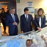 Visitó el Pdte. @EPN a lesionados por explosión en el Hosp. Materno Infantil de Cuajimalpa http://t.co/W5hsNVT4M7 http://t.co/0yUe7RqdGx