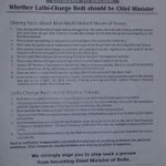 Delhi lawyers unitedly ask whether Lathi-charge Bedi should be the Chief Minister. http://t.co/u7x4YmHSVG