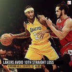 The Lakers hold off the Bulls in 2OT behind a huge night from Jordan Hill, 123-118! http://t.co/Z0Veyamx23