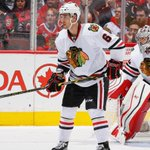 Trade Alert - #Canucks acquire Adam Clendening from the Blackhawks. Release - http://t.co/hGbUwQDLy6 http://t.co/GvC8RvQbgB