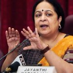 """""""Was called upon to attack @narendramodi on what is referred to as 'Snoopgate"""" - #JayanthiNatarajan to #SoniaGandhi http://t.co/Waj5ej3DN1"""