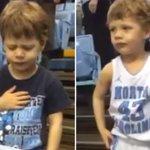 VIDEO: This young UNC fan has his pregame ritual dialed in http://t.co/EIXU4Paop4 http://t.co/idlWSBteBM