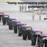 Sending off the heroes, sending off the #Fallen44 http://t.co/O1Qi39D3TK