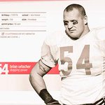Old @vitaminwater #SuperBowl Commercial featuring @BUrlacher54 ~ #Chicago #Bears #NFL https://t.co/qk0OdF3KyC http://t.co/WtZDe6CGL9