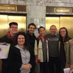 Citys #NextGen leaders @CityHallFellows are out counting SF homeless citizens. #Inspiring http://t.co/q8f4FVpvyq