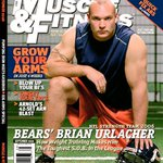 On the cover of @muscle_fitness magazine in 2006 - #Bears future Hall Of Fame Linebacker, @BUrlacher54 ~ #Chicago http://t.co/T4HCMcy6Dv