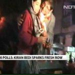 See Kiran bedi hands Bjp distributing Necklace ,This is not bribing ..EC #AamAadmiKiSarkaar is baar #5SaalKejriwal http://t.co/VyZMl4Kf9X