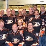 Hey, its not all bad. Its the annual #DucksDads trip, and these dads are happy to be here. http://t.co/ibWalSeOBH