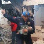 Bebé fallecida, la que el policía rescató tras explosión http://t.co/onGx6Ifg83 http://t.co/1k1Wz4Gud2