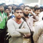 Passengers wait for AI flight for nearly 29 hours http://t.co/aGbcikWWlX #Mumbai http://t.co/cBv6Fd4ANk