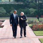 President @BarackObama calls @narendramodi a fashion icon…anybody listening?, @chitraSD writes http://t.co/3tvZxg1OAz http://t.co/l4QrOBbCiy