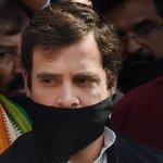 Rahul Gandhis reaction to #JayanthiLetterBomb http://t.co/VLpAVkfDkf
