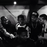 """Listen: @BigSean Feat. @Drake & Kanye West """"Blessings (Remix)"""" http://t.co/NLI5MzxqvP http://t.co/QFtxU48tnm"""