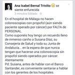 Mi mensaje para @_susanadiaz y la Junta de Andalucía en general http://t.co/elmPPXYRaF
