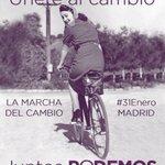 Para llenar Madrid de sonrisas y cambio #YoVoy31E http://t.co/ff0dJ1TsG8
