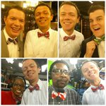 Bow ties all around the studio for my last day at @kark4news. #BowTieFriday http://t.co/usADJurTcV