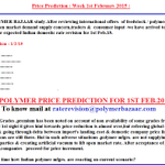 30/1 #Polymer #Price #Prediction-1/2/15 To know,mail at raterervision@polymerbazaar.com http://t.co/jqH7tNPi4H  http://t.co/QbRZs294vo