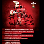 2/5 The Womens Six Nations Championship 2015, Wales Vs. England at Swansea RFC is Sunday 8 Feb #FiveFridayFacts http://t.co/GIYzt938YE