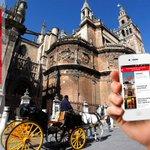 Ven a #Sevilla con la mejor app turística 2015 en tu móvil: http://t.co/fWSVtaJmku http://t.co/eDK0uf0mzF #FITUR2015 http://t.co/31xb1mpdPK