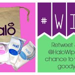Its #FreebieFriday! RT & Follow over the weekend for your chance to #win a Halo goody bag, Good luck! :D http://t.co/mkXMNGNrs5