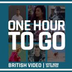 Another week, another elimination!! Votes for #BRITs2015 British Video close in 1 HOUR!! ???? http://t.co/sgKDxIyGe7 http://t.co/NJpQweNPU9