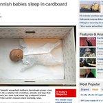 OIJOIJOI! Suomalaisista äitiyspakkauksista tuli BBC:n kaikkien aikojen jaetuin juttu http://t.co/AqMj2n9D23 http://t.co/6Y2eKRJRHD