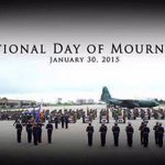 [!] Our prayers and condolences to the families of #Fallen44 #NationalDayOfMourning http://t.co/UHLLZT9mop