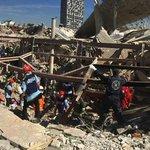 #HospitalCuajimalpa #Crónica Panorama desolador; hospital reducido a escombros http://t.co/T5FYHppiDT