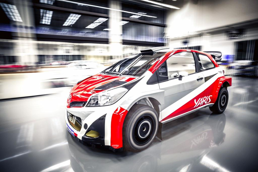 Toyota confirm they will return to the WRC in 2017 with a Yaris WRC car. Welcome back @tmgofficial http://t.co/DzEmdQPLtC