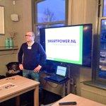 De 10 min presentatie van en door Arnoud Tomassen van @SmartPowerNL #maaktenergiemakkelijk http://t.co/Lc612TggW8