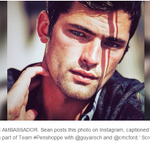 Whoa! Blank Space model Sean OPry is new Penshoppe ambassador http://t.co/QNg0FRIszA http://t.co/jqTvl9pCPg