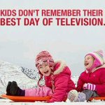 """Kids dont remember their best day of television"" Get out & make snowy memories! #SLWF @RamblersGB @WoodlandTrust http://t.co/HJSlX5BL0m"