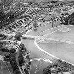 Its changed a bit around Reading Bridge. #rdguk http://t.co/yz3DuFCTfV