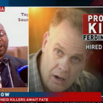LIVE RT @Tsoga_: Justice Minister on @ANN7tv right now #FreeCliveDerbyLewis http://t.co/VXrzQlx0jD