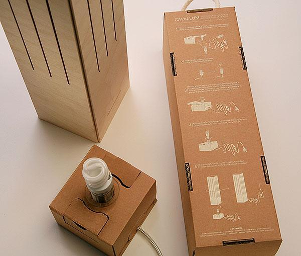 Cavallum, la caja de vino convertible en lámpara de Ciclus. http://t.co/qa1F5pLXoc @CiclusEcodesign #bcn #design http://t.co/TeiLUHDAZh