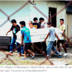5-year-old girl, 6 civilians died in #MaguindanaoClash – report: http://t.co/3J6VQrYB9t http://t.co/IQErgnCVSZ