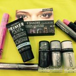 Competition time! To win this goody bag featuring our new primer simply follow and RT before 23:59 1/2/15! UK Only. http://t.co/DGSYGPs1Nn