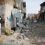 Inside ravaged Kobani: months of fighting have left a town in ruins – in pictures http://t.co/Bc7G1209x3 http://t.co/SdRsco3sal