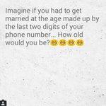 """13 @Bellaa_Haze: 17 @Festy_Fest: 91 """"@mavula_31: 58 Damn! 😳😳""""@ZamurZakwe: Mine is 44 Whats yours? http://t.co/NEWCOTkL3Z"""""""""""""""""""