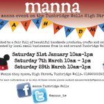 Come down to Tunbridge Wells Highstreet tomorrow and pop into @manna_tws pop up local handmade shop. See you there. http://t.co/KYZvqf44TG