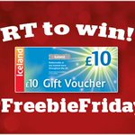 £10 to giveaway! RT by 5pm today & well pick a winner of the @IcelandFoods voucher #FreebieFriday #ProperGoodFood http://t.co/KRHUporqwN
